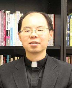 Pastor Peter Wu